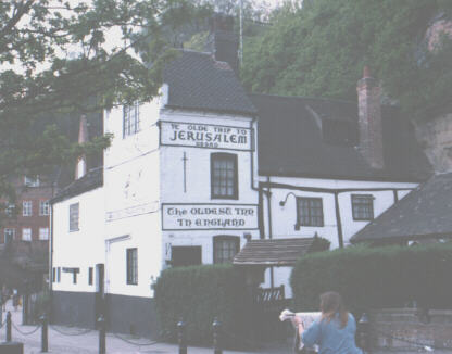 Jerusalem Inn, Nottingham