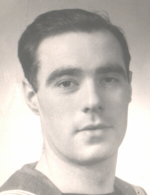 A young Peter Rance