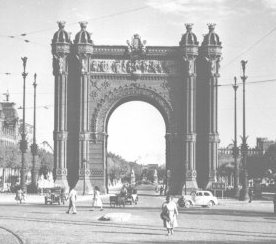 Victory Arch, Barcelona